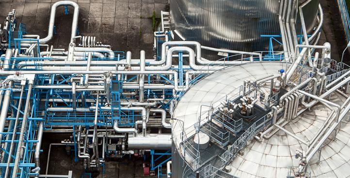 Engineering in Oil Refining
